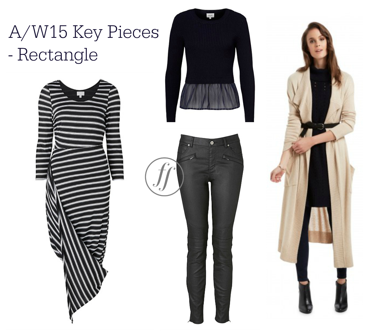 Fashion for rectangle body shape 51
