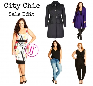 City Chic Curvy Girl Style Edit