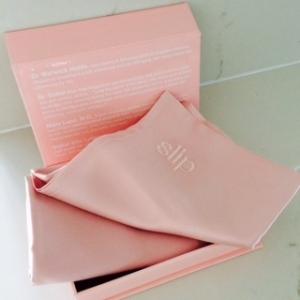 Silk pillowcase Slip for beauty sleep