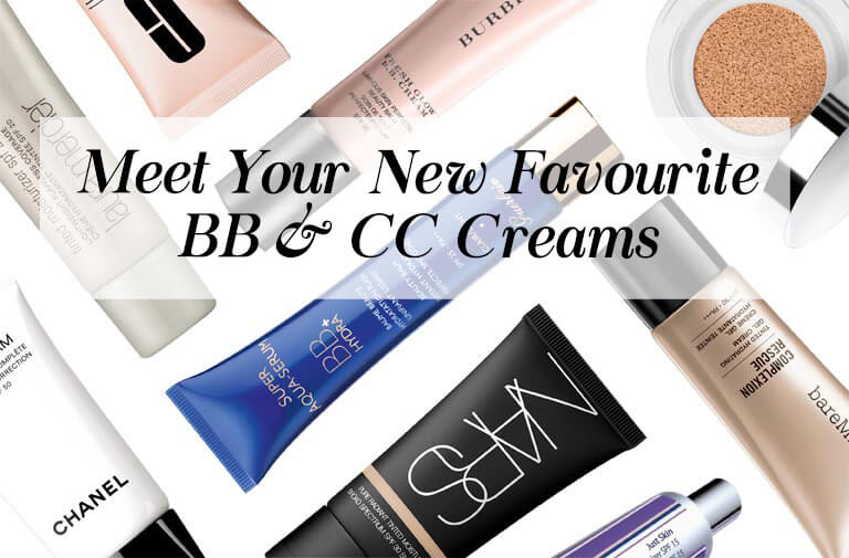 BB & CC creams review