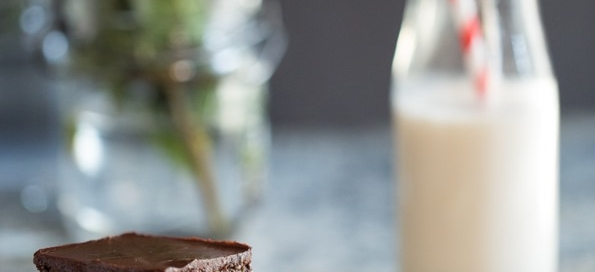 raw sugar free brownie