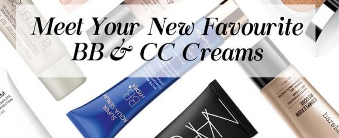 BB & CC creams review